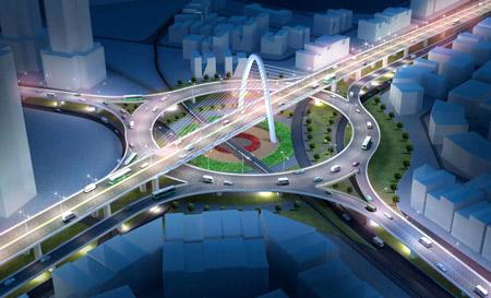 Gần 2.000 tỷ đồng xây dựng nút giao thông Ngã ba Huế
